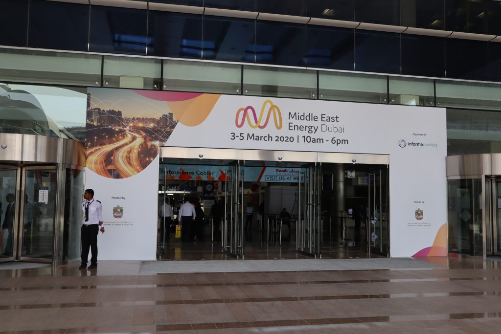 report dal Middle East Energy