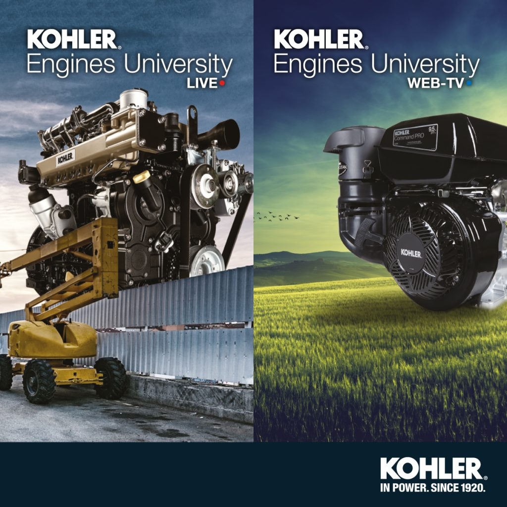 Kohler Engines University