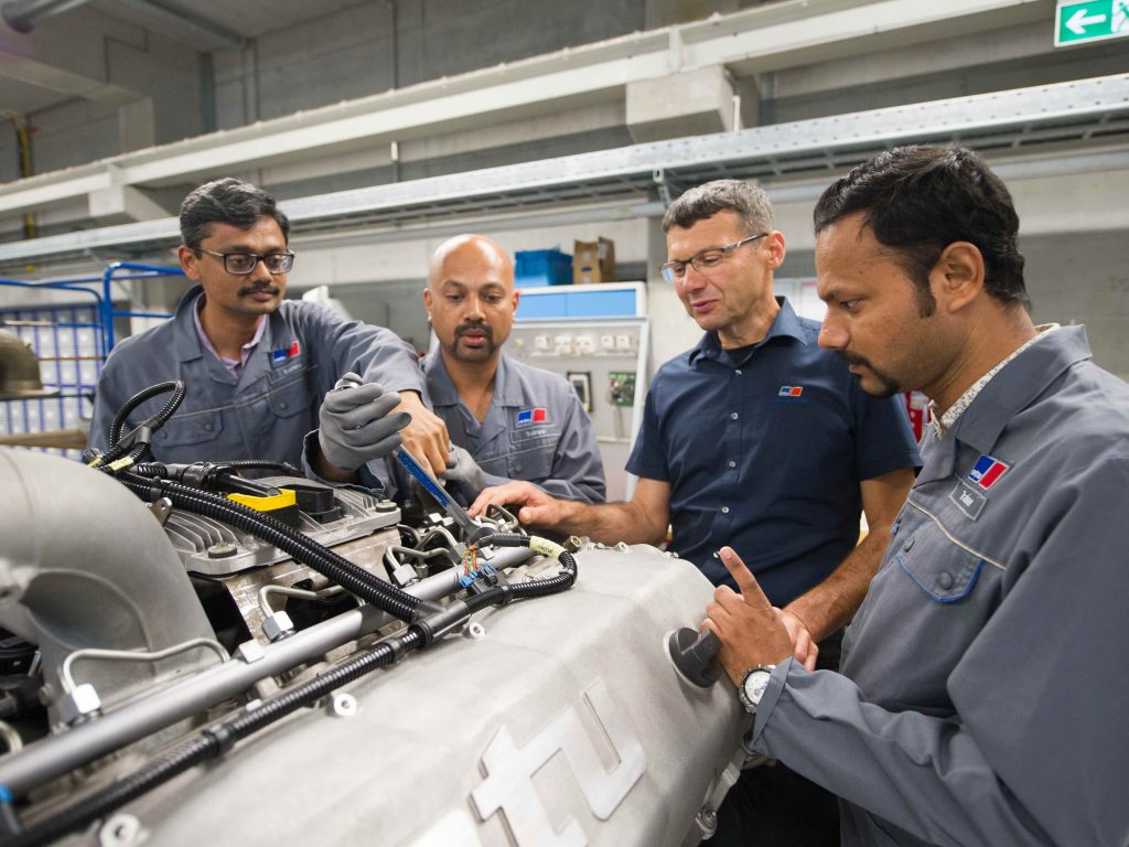 Rolls-Royce Power Systems in India
