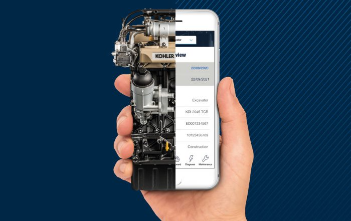 Kohler Engines Check App