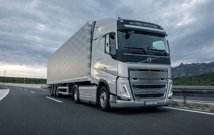volvo celle a combustibile