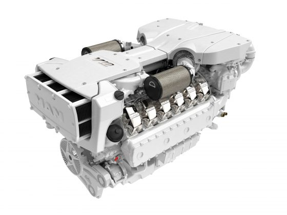 MAN Engines e Azimut