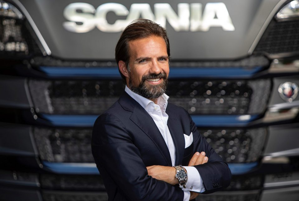 Perlini e Scania