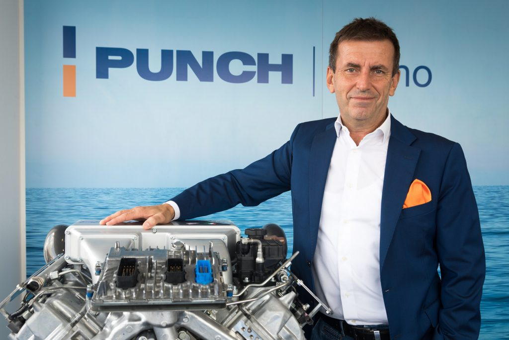 Punch Hydrocells